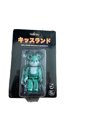 $100 • Buy The Weeknd 100% Bearbrick Kissland Super Fantastic Be@rbrick Kiss Land Medicom