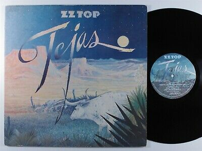 AU21.63 • Buy ZZ TOP Tejas LONDON LP VG+ Gatefold ~