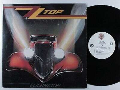 AU19.86 • Buy ZZ TOP Eliminator WARNER BROS LP VG++ ~