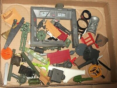 $ CDN32.64 • Buy 1980s-90  #439 Batch LOT Vintage 3 3/4  Gi Joe Vehicle & Figure Parts