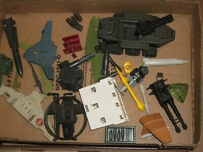 $ CDN15.69 • Buy 1980s-90  #144 Batch LOT Vintage 3 3/4  Gi Joe Vehicle & Figure Parts