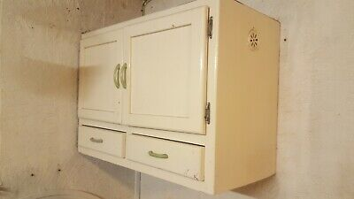 All Original Mid Century Vintage Kitchen Cabinet Furniture Upcycle Retro Diy • 10£