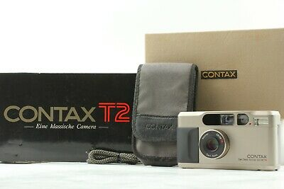 $ CDN1315.85 • Buy *Near Mint In Box* CONTAX T2D Point & Shoot Camera T2 D Data Back  From JAPAN