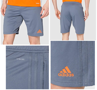 AU29.70 • Buy Adidas  Men's Condivo Grey Training Shorts Size XL- New With Tags