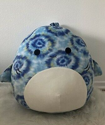 $12.95 • Buy Squishmallow 8 Inch Plush Toy - Shark - Luther