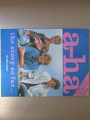 £39 • Buy A-ha: The Story So Far ..., Marcussen, Tor, Used; Good Book