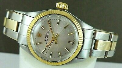 $ CDN2509.44 • Buy Ladies Rolex Oyster Perpetual 6619 Automatic Vintage 55 Years Old, Collectable.