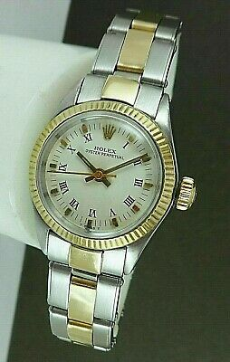 $ CDN2322.40 • Buy Ladies Rolex Oyster Perpetual 6804 Automatic,vintage 52 Years Old, Collectable.