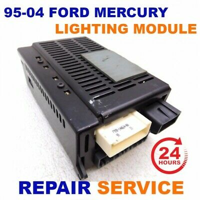 $80 • Buy REPAIR SERVICE 1995 - 2005 FORD, MERCURY Lighting Control Module LCM