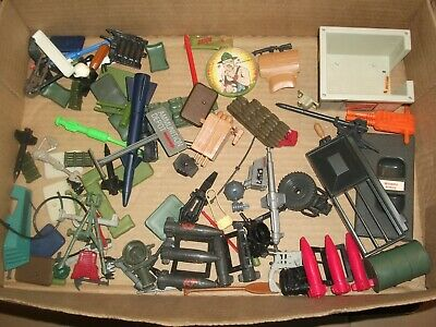 $ CDN30.76 • Buy 1980s-90  #302 Batch LOT Vintage 3 3/4  Gi Joe Vehicle & Figure Parts