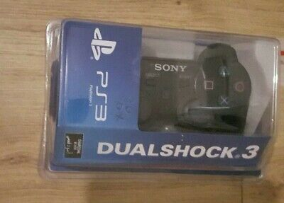 Sony Ps3 Playstation 3 Dualshock 3 Wireless Controller New Pack • 19.99£