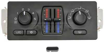 $106 • Buy HVAC Control Module Front, Rear DORMAN SOLUTIONS 599-210 OEM AC CLIMATE CONTROL/