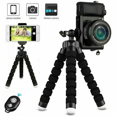 AU12.89 • Buy Universal Octopus Mobile Phone Holder Tripod Stand For IPhone Samsung Camera