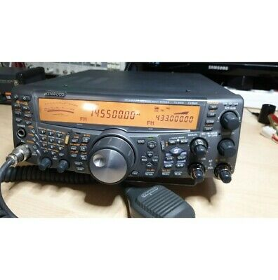Kenwood Ts-2000 Rtx Hf-50-144-430 Mhz All Mode - Tuner - Ottimo Stato • 1,029.62£