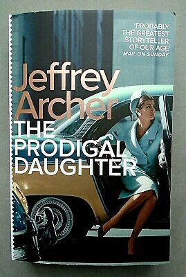 £8.25 • Buy  BRAND NEW! THE PRODIGAL DAUGHTER By JEFFREY ARCHER PAPERBACK FREE P&P!