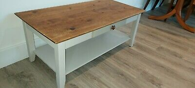 Upcycled Wood Coffee Table Used • 10£