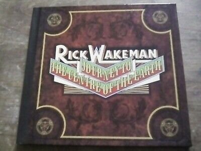 Rick Wakeman: Journey To The Centre Of The Earth (cd) • 7.99£