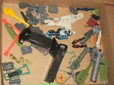 $ CDN23.22 • Buy 1980s-90  #473 Batch LOT Vintage 3 3/4  Gi Joe Vehicle & Figure Parts