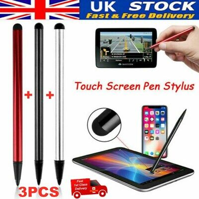 £3.25 • Buy 3Pcs Stylus Touch Screen Pen For IPad IPod IPhone Samsung PC Tablet