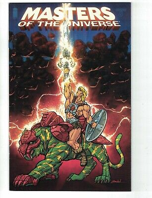 $499.99 • Buy Masters Of The Universe (Vol. 3) #8B VF; MVCreations | He-man.org Variant
