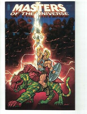 $999.99 • Buy Masters Of The Universe Vol. 3 #8B VF; MVCreations | He-man.org Variant Ltd 500