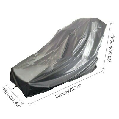 AU51.29 • Buy UK~ Treadmill Cover Case Waterproof Jogging Machine Shelter Protector 200*95*150
