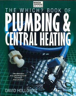 £6 • Buy Plumbing & Central Heating, Which? Book.