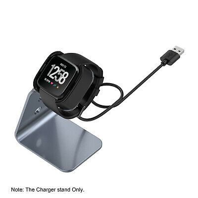 $ CDN16.84 • Buy Charger Stand Compatible With Fitbit Versa/Fitbit Versa Lite/Fitbit Versa W2B8