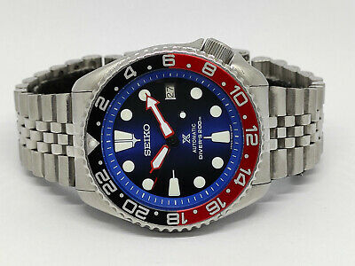 $ CDN9.42 • Buy Seiko Diver 7002-7000 Lovely Save The Ocean Mod Automatic Mens Watch 690264