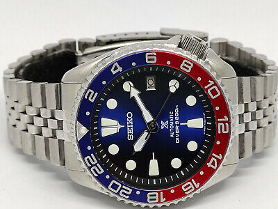 $ CDN2.82 • Buy Seiko Diver 7002-7000 Lovely Save The Ocean Mod Automatic Mens Watch 600488
