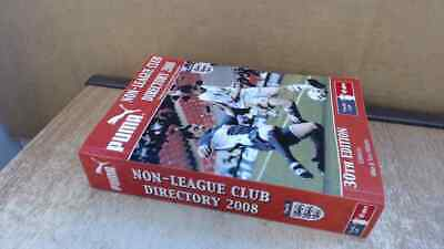 £5.59 • Buy The Non League Club Directory 2008, Mike And Tony Williams (ed.),