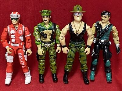 $ CDN40.03 • Buy 1986 Vintage Gi Joe Lot Of Figures