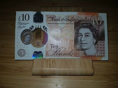 AA01 £10 10 Ten Pound Note Very Low Serial Numbers Very Rare Good Condition! • 29.99£