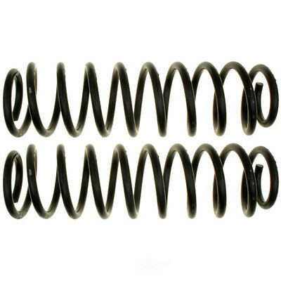 $94.24 • Buy Coil Spring Set Rear Moog 81077 Fits 05-10 Ford Mustang