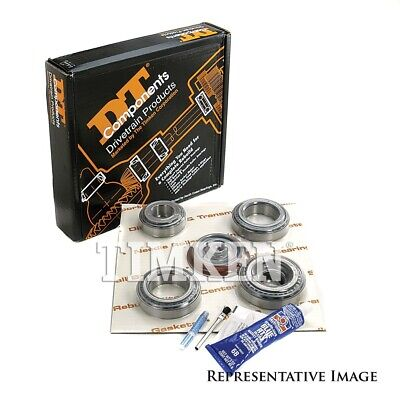 $109.69 • Buy Axle Differential Bearing And Seal Kit Rear Timken DRK335C