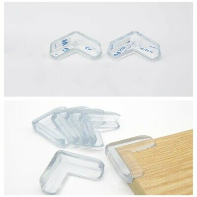 £1.98 • Buy 1/2/4/10pcs Baby Safety Silicone Protector Table Cupboard Corner Edge Protector