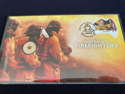 AU21.50 • Buy 2021 Firefighters $2 Dollar Coin PNC
