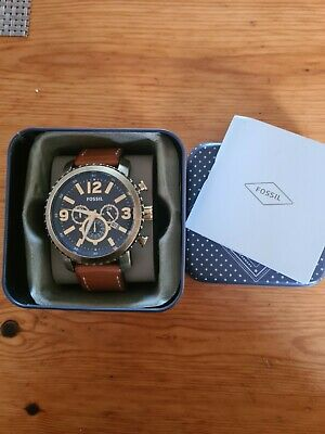 View Details Fossil Watch Mens Used • 49.99£