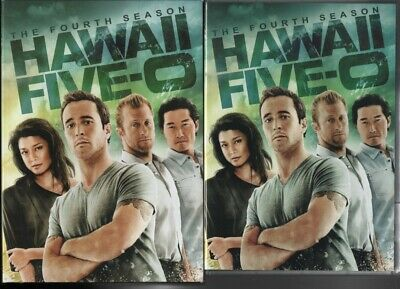 AU17.03 • Buy Hawaii Five-0: The Fourth Season 4 (DVD, 2014, 6-Disc Set) FREE SHIPPING