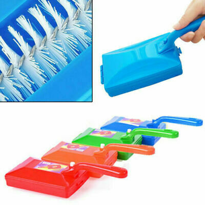 £4.49 • Buy Carpet Crumb Brush Collector Hand Held Table Sweeper Dirt Home Kitchen Clean