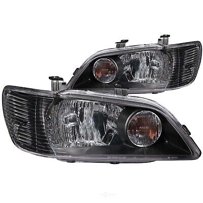 $220 • Buy Headlight Assembly-Clear Lens Black Anzo 121101
