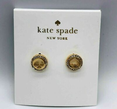 $ CDN8.76 • Buy Kate Spade  Golden Earrings