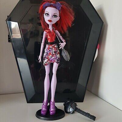 Monster High Doll - Operetta - Boo York Boo York Frightseers - Great Condition  • 12£