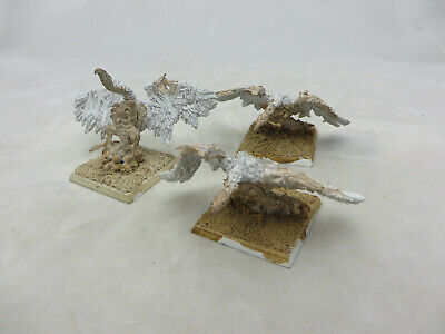 Warhammer Tomb Kings Tomb Carrion Army Lot Metal 3 Undead AOS Nagash • 54.56£