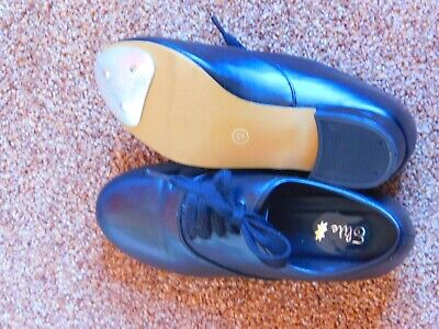 Childrens Tap Dancing Shoes, Size 12, New Immaculate • 5£