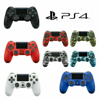 PS4 Controller PlayStation Game Console DUALSHOCK 4 V2 Wireless • 19.99£