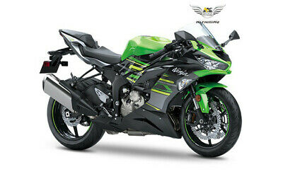 $509.99 • Buy MS Fit For Kawasaki 2000-02 ZX6R 636 New Color Scheme ABS Injection Fairing X044