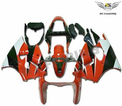 $509.99 • Buy MS Fairing Plastic Injection Red Fit For Kawasaki 2000 2001 2002 ZX6R ZX-6R X017