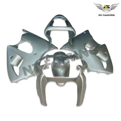 $509.99 • Buy MS Injection Fairing Sliver ABS Fit For Kawasaki Ninja 2000 2002 ZX6R 636 X012