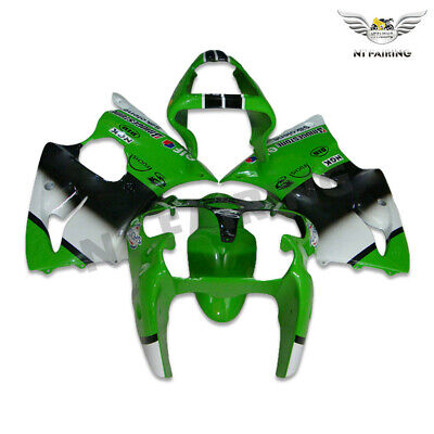 $509.99 • Buy MS Injection Plastic Fairing Fit For Kawasaki 2000 2002 ZX6R ZX-6R 636 X024